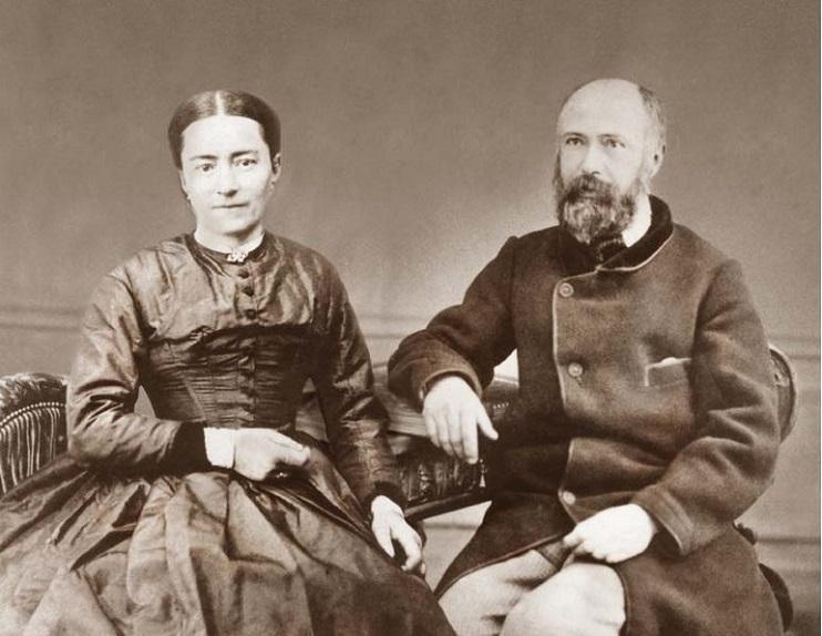 Zélie et Louis Martin, les parents de Thérèse  (O.C.I).