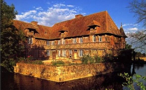 Manoirs du pays d 39 auge - Jardin du manoir d eyrignac ...