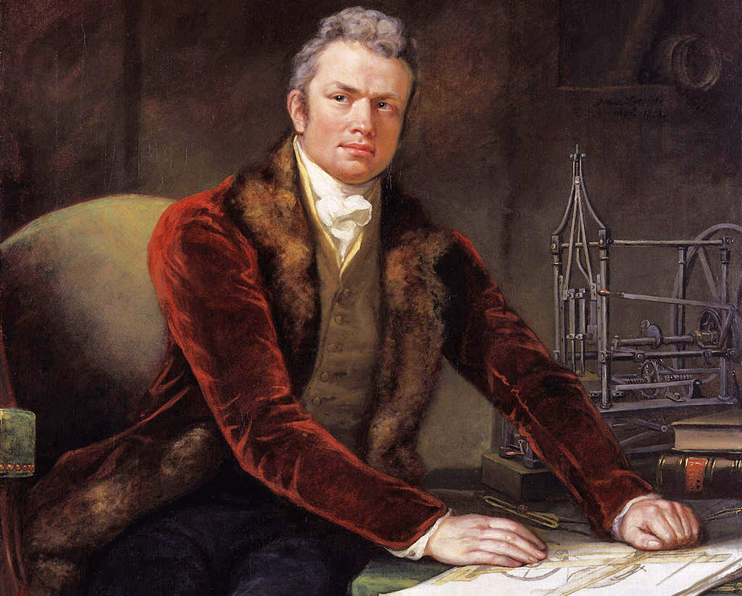 Marc Isambard Brunel, génie normand