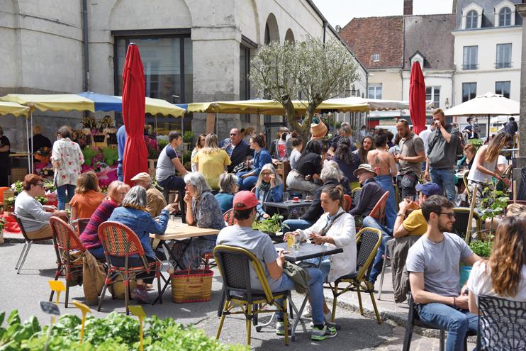Marché Mortagne-au-Perche