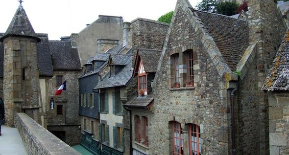 Village du Mont Saint Michel