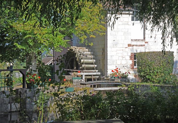 Le moulin du Parc - Histoire d'une renaissance