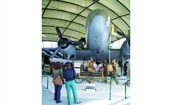 Musée Airborne - Sainte-Mère-glise