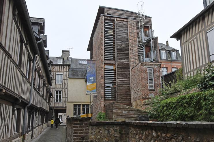 Musée Alfred-Canel à Pont-Audemer