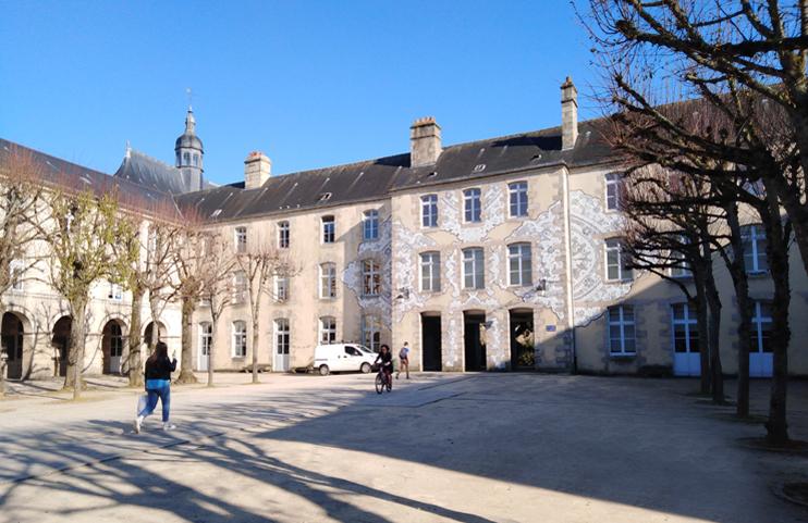Musée des Beaux-Arts et de la Dentelle, Alençon (Photo Rodolphe Corbin © Patrimoine Normand).