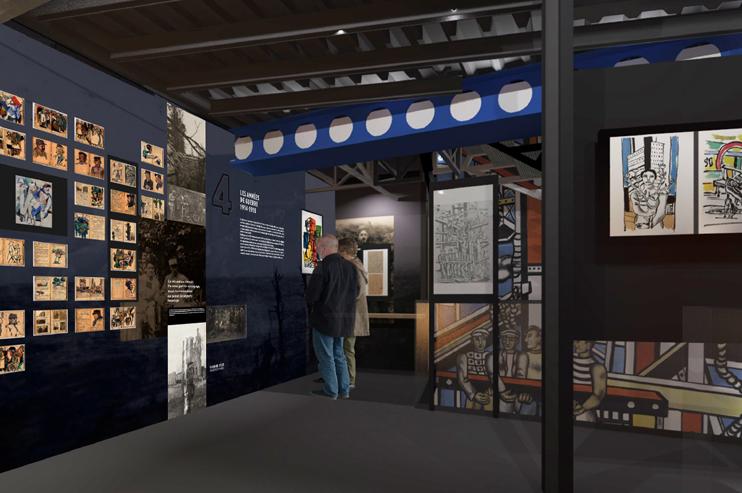 Musée Fernand-Léger Argentan