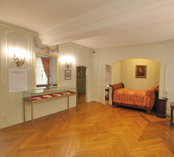 Le musée Flaubert et dHistoire de la Médecine, à Rouen. ( Stéphane William Gondoin)