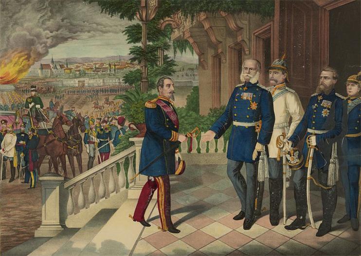 La Normandie dans la guerre de 1870