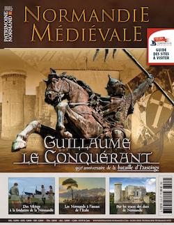 Hors-série Normandie Médiévale (HS n°02). En kiosque à partir du 09 juillet 2016 - 120 pages.