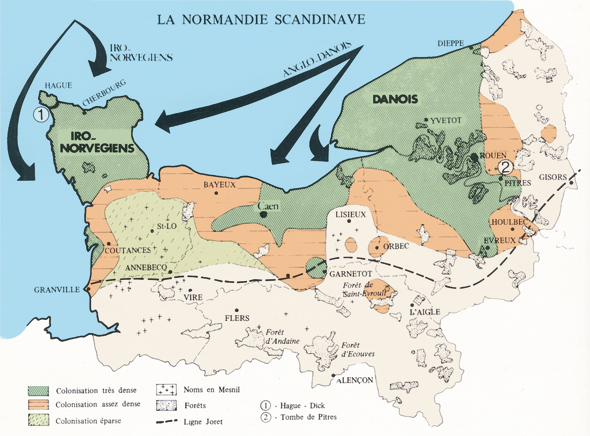La Normandie viking