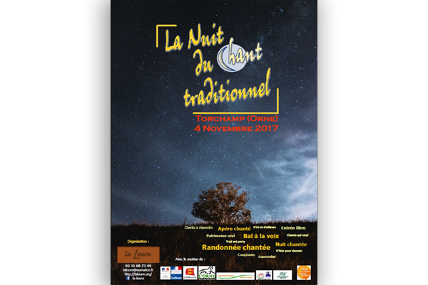 Nuit du chant traditionnel