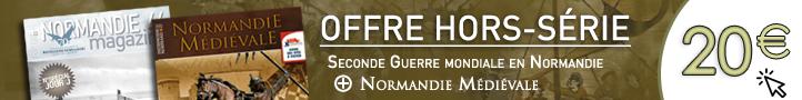 offre hors série Seconde Guerre mondiale en Normandie et Normandie médiévale