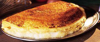 L'omelette Mère Poulard (DR).