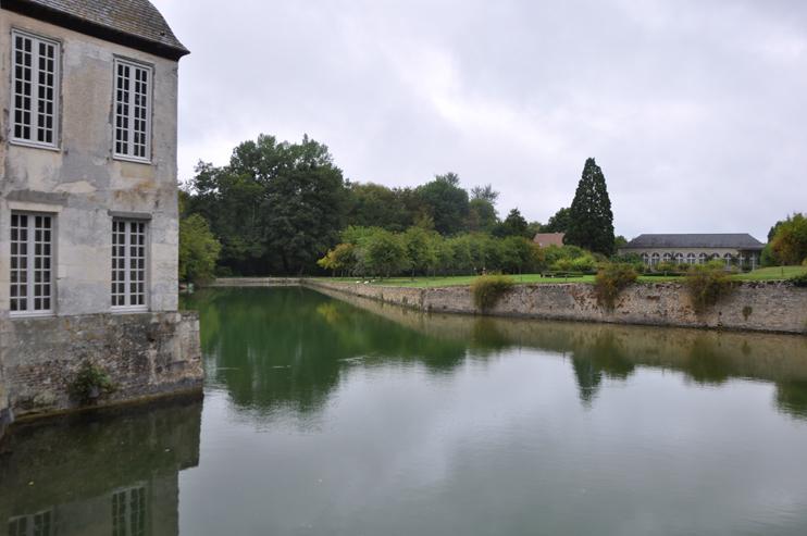 Orangerie château d`O