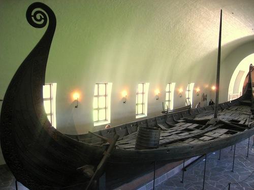 Bateau d`Osberg