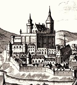 (Conception et réalisation : Patrimoine Normand - G.Bernage, B.Paich, F.Gautier.)