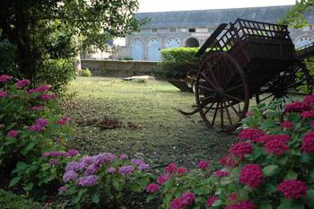 Parc château de Sassetot