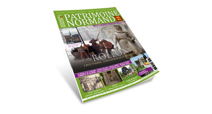 Feuilleter Patrimoine Normand n°108