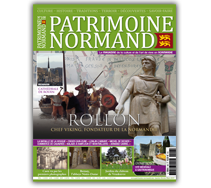 Patrimoine Normand 108 - Rollon, chef viking