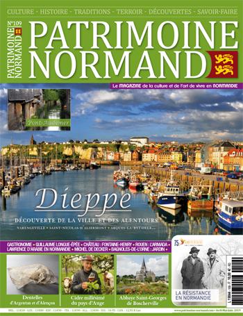 Patrimoine Normand n109 - Dieppe