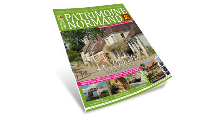 Feuilleter Patrimoine Normand N°110