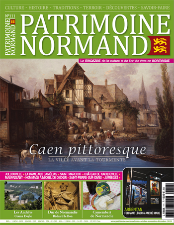 Patrimoine Normand 111 - Caen pittoresque