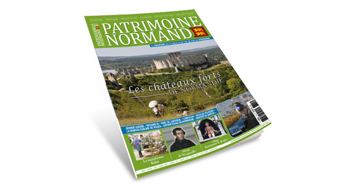 Feuilleter Patrimoine Normand n°112