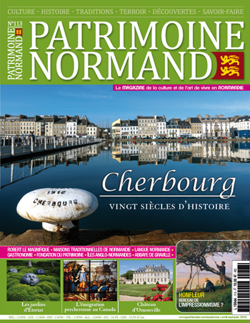 Patrimoine Normand 113 - Cherbourg