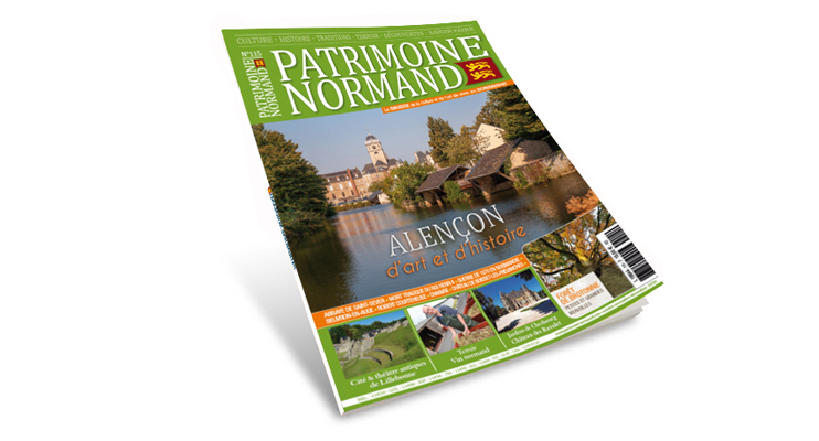 Feuilleter Patrimoine Normand n°115
