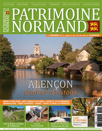 Patrimoine Normand 115 - Alençon