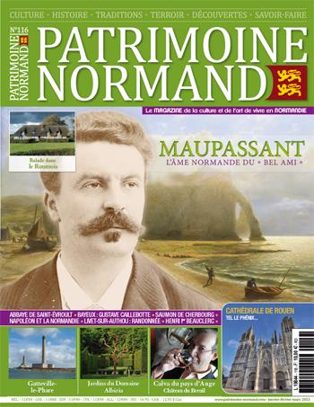 Patrimoine Normand n°116