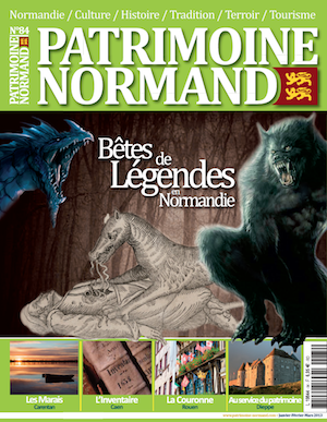 Feuilleter Patrimoine Normand n°84