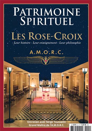 Hors-série « Les Rose-Croix » - Sortie le 3 août 2021 - 108 pages.