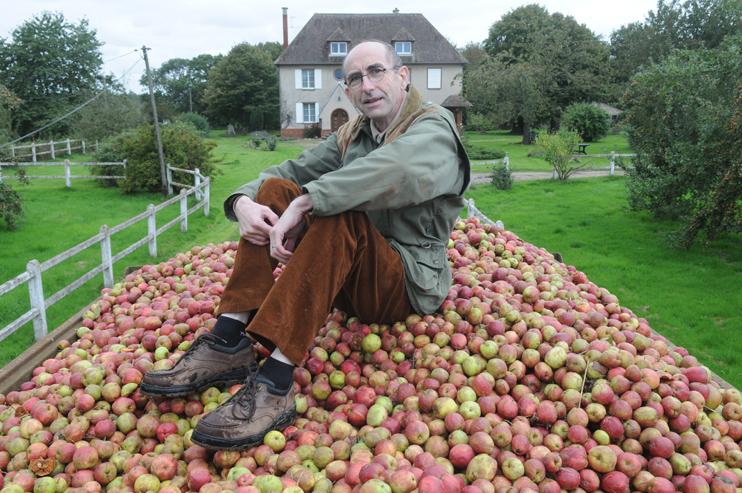 Philippe Jaouen - ferme du Ponctey