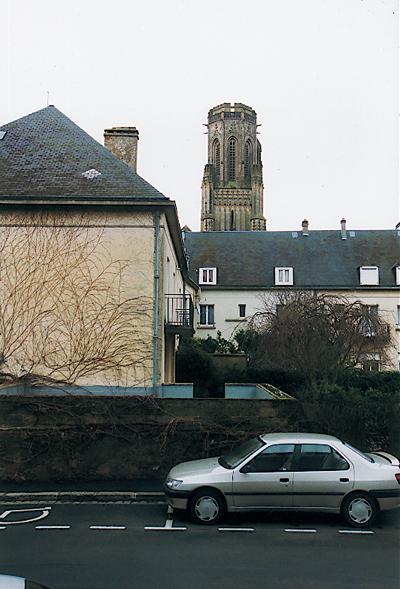 La place Notre-Dame aujourd'hui (Photo Éric Bruneval © Patrimoine Normand.)