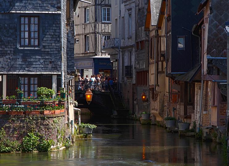 Pont-Audemer - Cité aux mille et un charmes