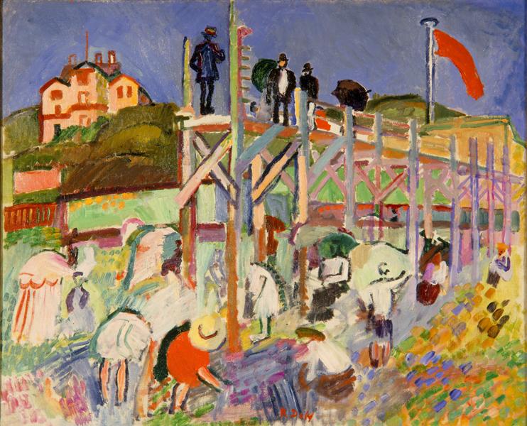 Raoul Dufy - Du « Havre à l'âme »