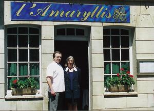 Au restaurant l'Amaryllis, 32, rue Saint-Patrice à Bayeux (02 31 22 47 94), Monsieur Marie vous proposera aussi ses meilleures recettes à base de produits régionaux. (Photo Éric Groult © Patrimoine Normand.)