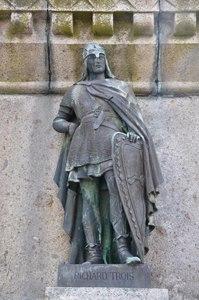 Richard III (Photo Rodolphe Corbin © Patrimoine Normand).