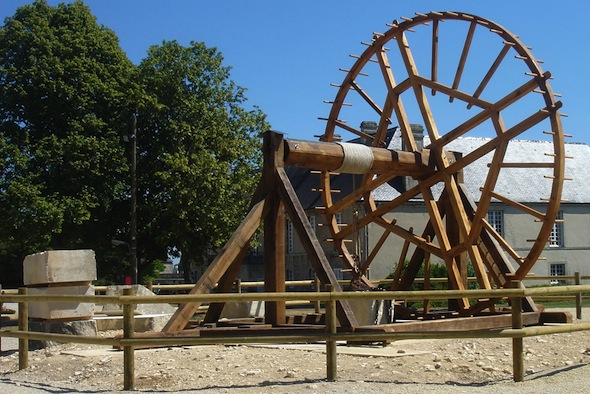 Roue de carrier