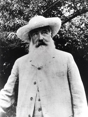 Sacha Guitry, Claude Monet, (c) Bridgeman Giraudon
