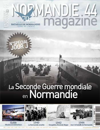 Seconde Guerre mondiale en Normandie
