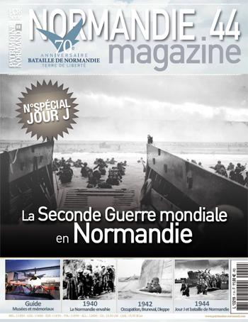 La Seconde Guerre mondiale en Normandie