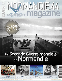 seconde guerre mondiale normandie