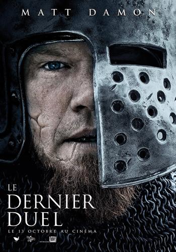 Le dernier duel, le 13 octobre au cinéma (© 20th Century Studios)