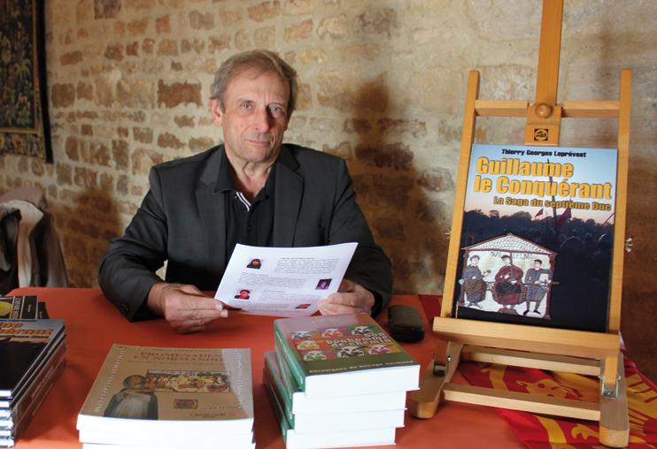 Thierry Georges Léprévost (© Patrimoine Normand).