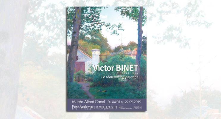Exposition « Victor Binet - le réalisme en paysage »