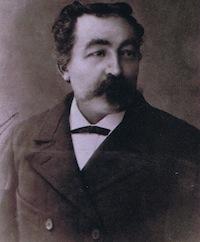 Victor Poulard dont le nom va devenir célèbre... (DR)
