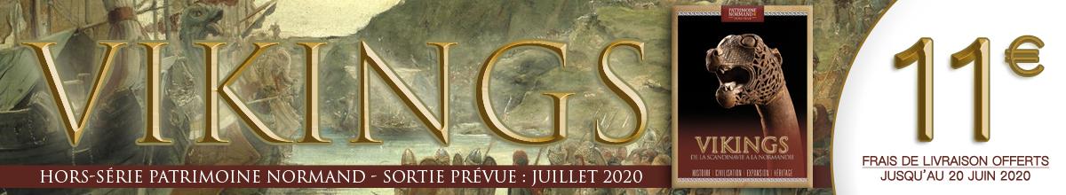 Hors-série Vikings