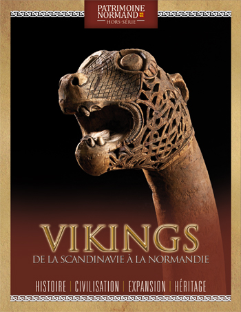 Hors-série  Vikings - De la Scandinavie à la Normandie